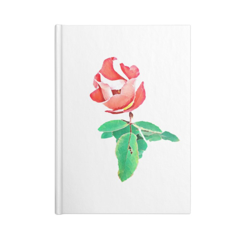 Bloom Accessories Notebook by C. Cooley's Artist Shop