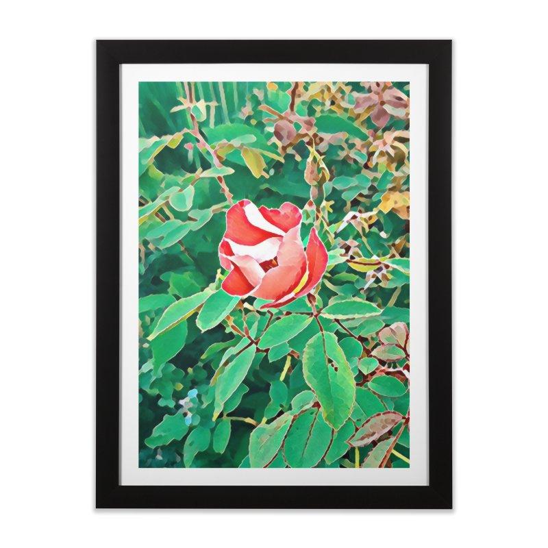 Bloom Home Framed Fine Art Print by C. Cooley's Artist Shop
