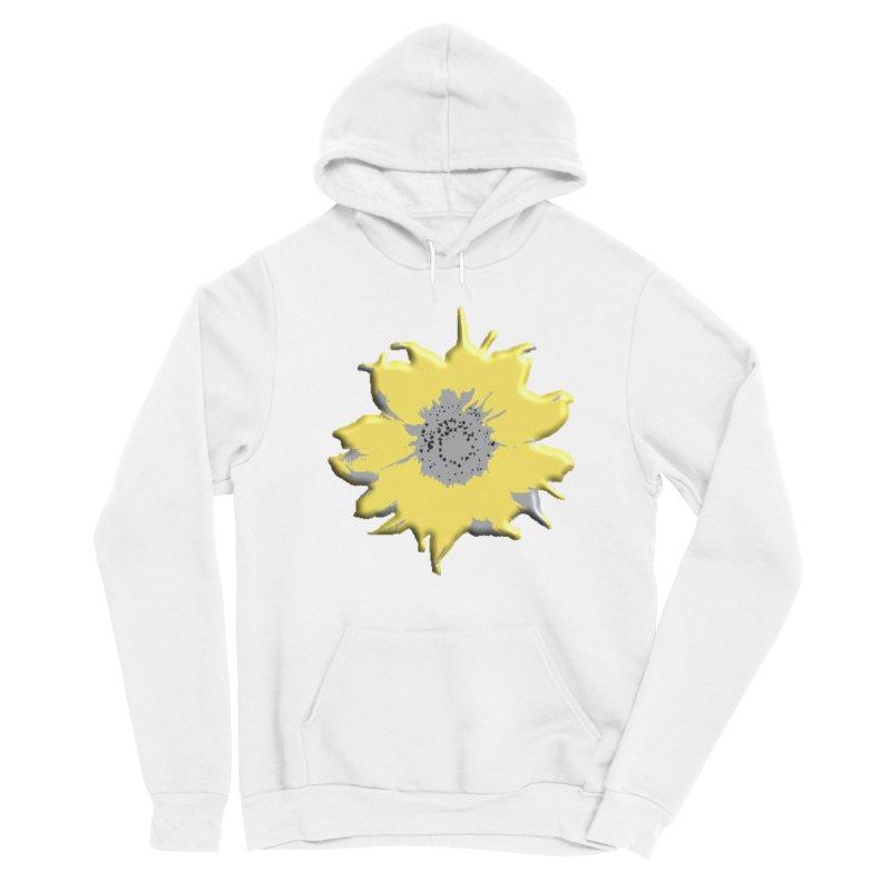 Sunflower Spill Women's Pullover Hoody by C. Cooley's Artist Shop