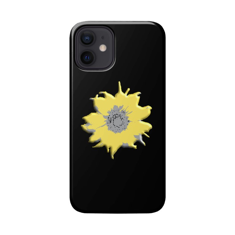 Sunflower Spill Accessories Phone Case by C. Cooley's Artist Shop