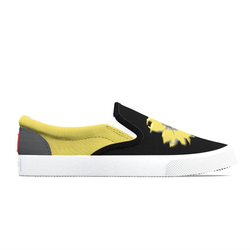 Sunflower Spill Women's Shoes by C. Cooley's Artist Shop