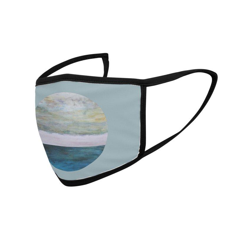 Fathom Accessories Face Mask by C. Cooley's Artist Shop