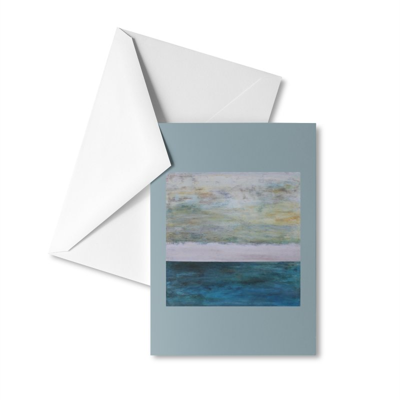 Fathom Accessories Greeting Card by C. Cooley's Artist Shop