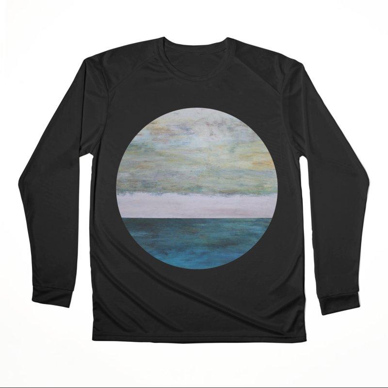 Fathom Men's Longsleeve T-Shirt by C. Cooley's Artist Shop