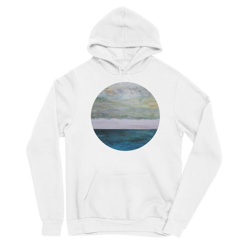 Fathom Men's Pullover Hoody by C. Cooley's Artist Shop
