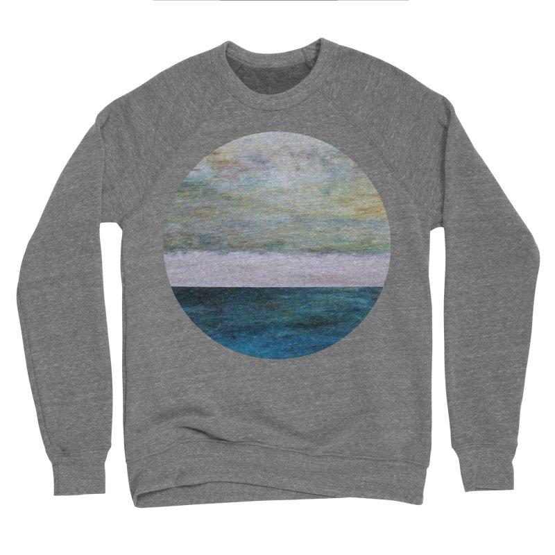 Fathom Men's Sweatshirt by C. Cooley's Artist Shop