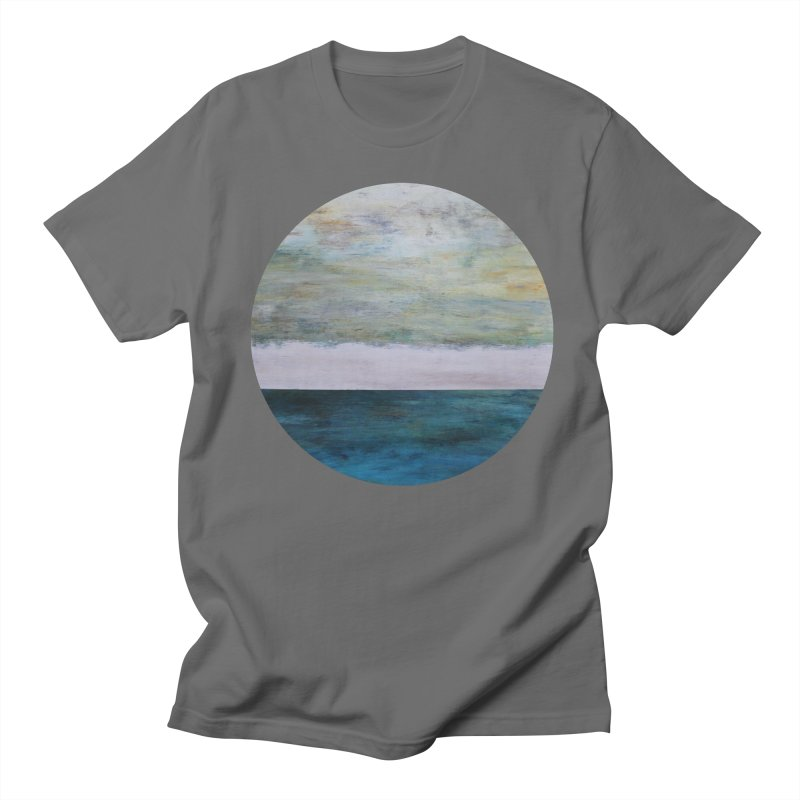 Fathom Men's T-Shirt by C. Cooley's Artist Shop