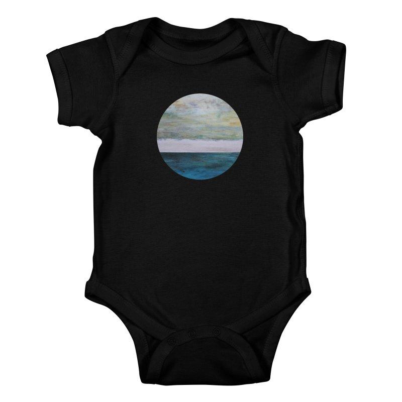 Fathom Kids Baby Bodysuit by C. Cooley's Artist Shop