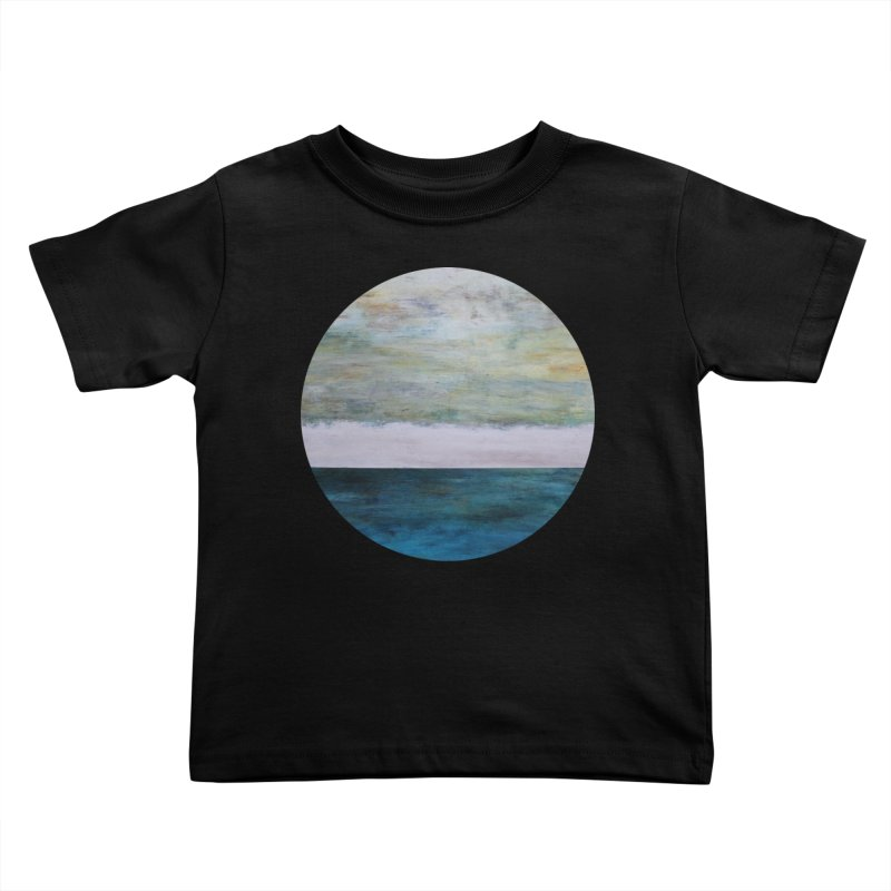 Fathom Kids Toddler T-Shirt by C. Cooley's Artist Shop