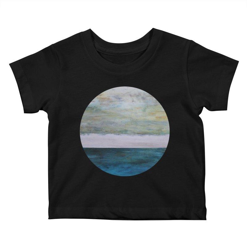 Fathom Kids Baby T-Shirt by C. Cooley's Artist Shop