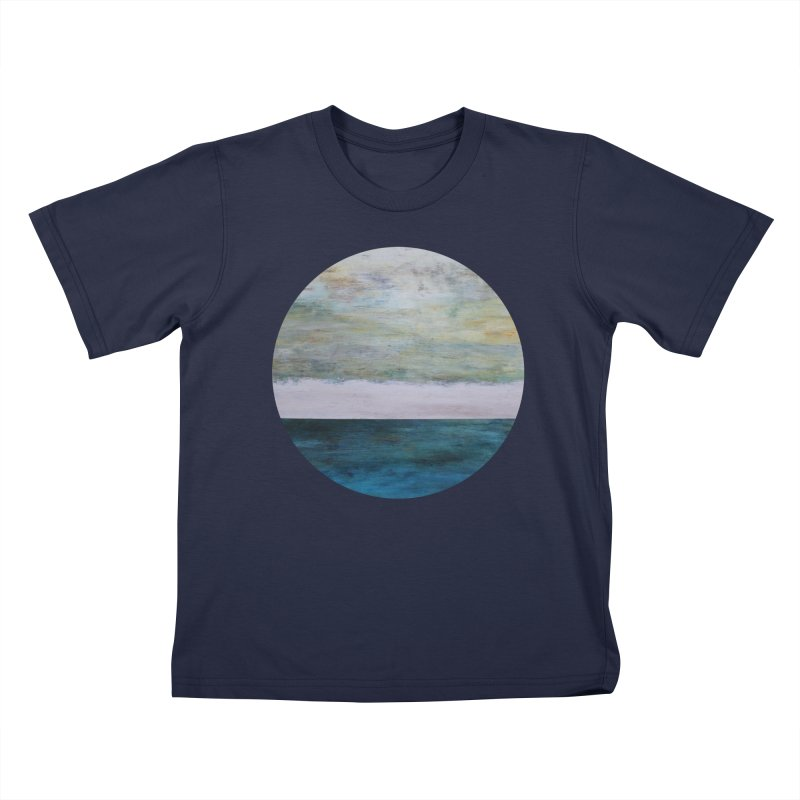 Fathom Kids T-Shirt by C. Cooley's Artist Shop
