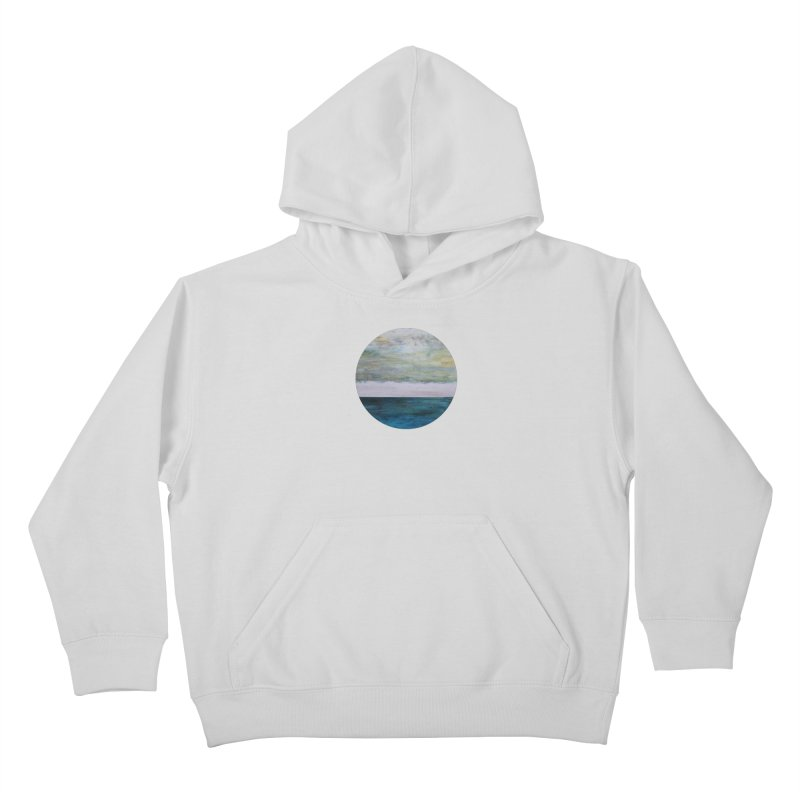 Fathom Kids Pullover Hoody by C. Cooley's Artist Shop