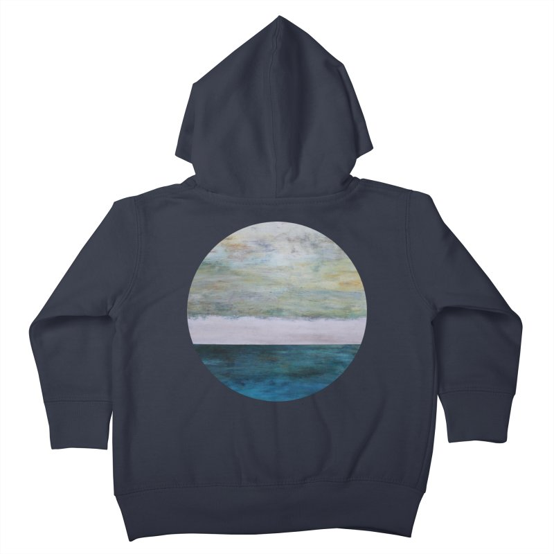 Fathom Kids Toddler Zip-Up Hoody by C. Cooley's Artist Shop