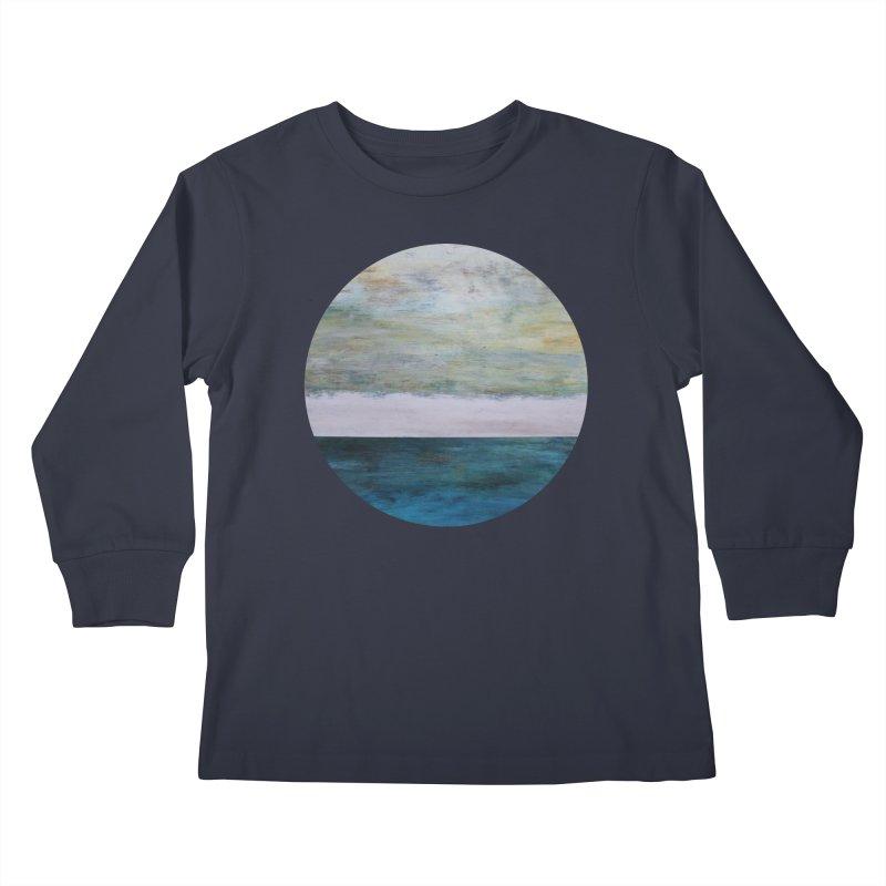 Fathom Kids Longsleeve T-Shirt by C. Cooley's Artist Shop