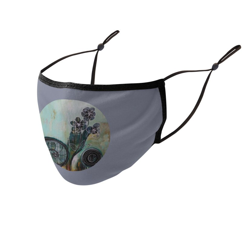 Regardless Accessories Face Mask by C. Cooley's Artist Shop