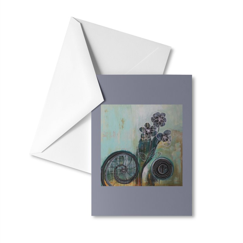 Regardless Accessories Greeting Card by C. Cooley's Artist Shop