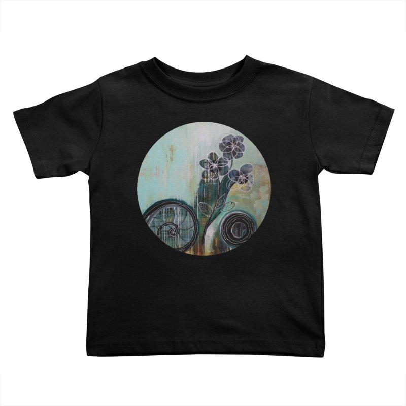 Regardless Kids Toddler T-Shirt by C. Cooley's Artist Shop