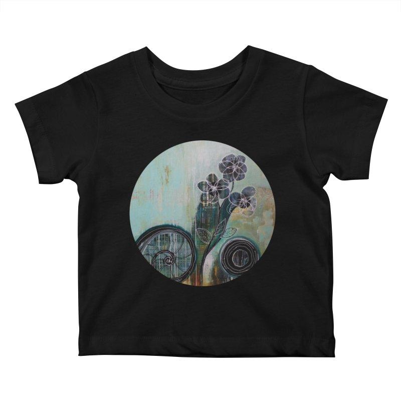Regardless Kids Baby T-Shirt by C. Cooley's Artist Shop