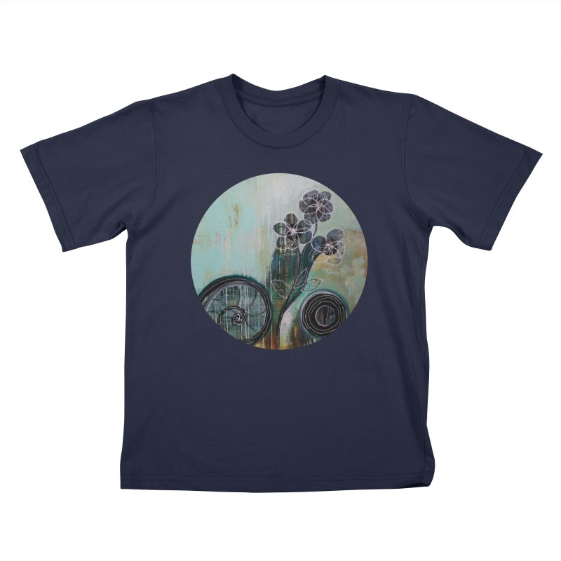 Regardless Kids T-Shirt by C. Cooley's Artist Shop