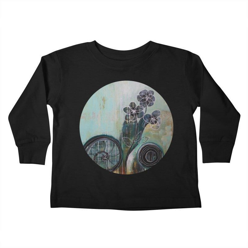 Regardless Kids Toddler Longsleeve T-Shirt by C. Cooley's Artist Shop