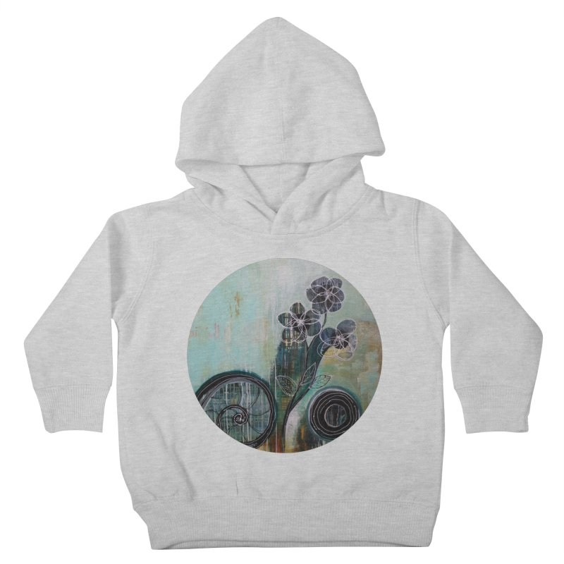 Regardless Kids Toddler Pullover Hoody by C. Cooley's Artist Shop