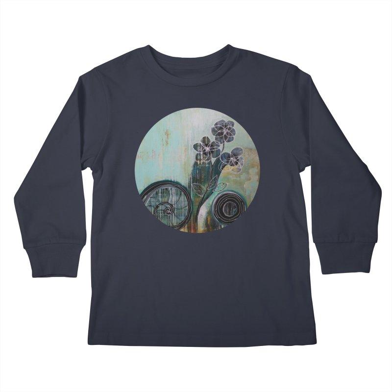 Regardless Kids Longsleeve T-Shirt by C. Cooley's Artist Shop