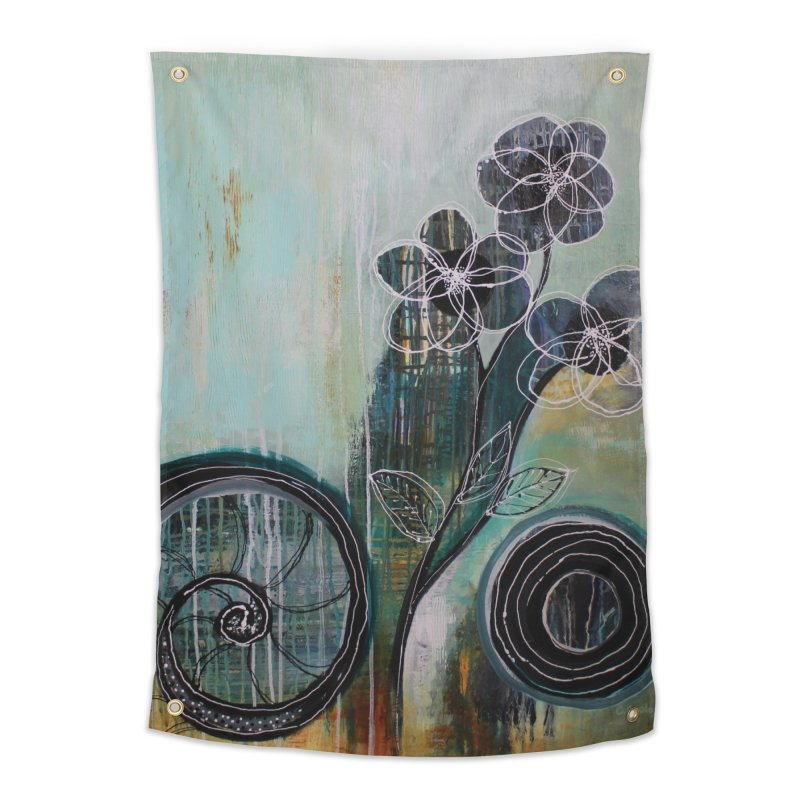 Regardless Home Tapestry by C. Cooley's Artist Shop