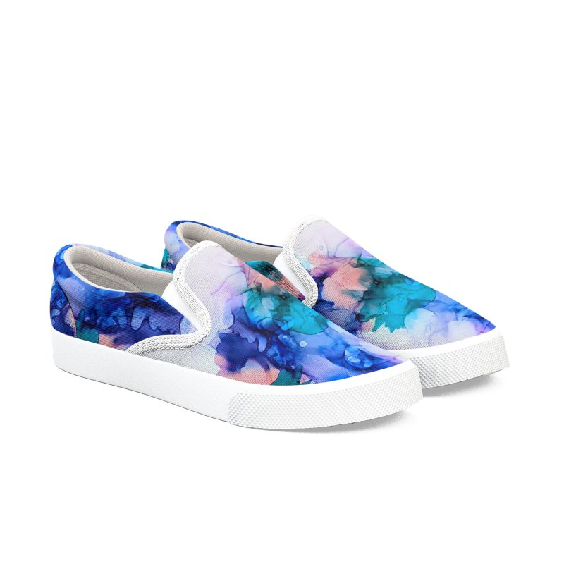 Nebula Women's Shoes by C. Cooley's Artist Shop