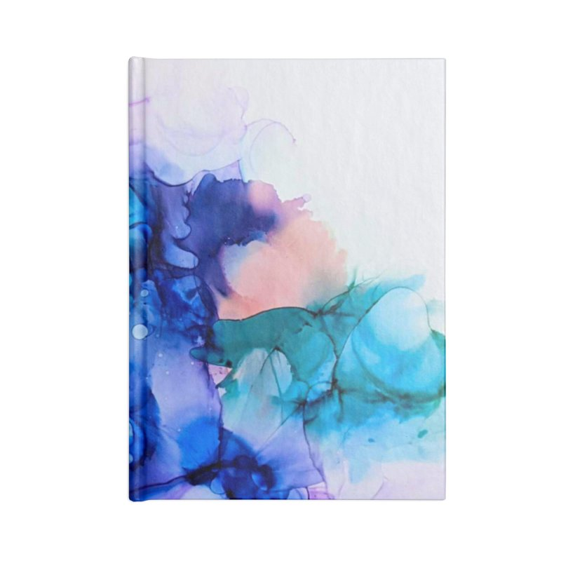 Nebula Accessories Notebook by C. Cooley's Artist Shop