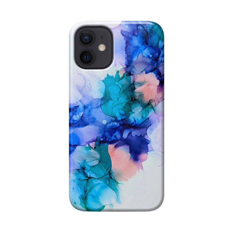 Nebula Accessories Phone Case by C. Cooley's Artist Shop