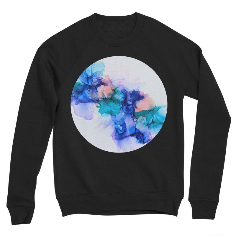 Nebula Men's Sweatshirt by C. Cooley's Artist Shop