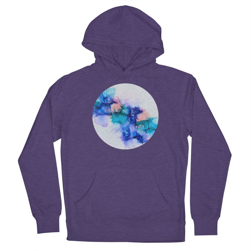 Nebula Women's Pullover Hoody by C. Cooley's Artist Shop