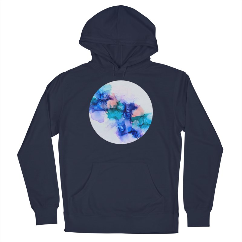 Nebula Men's Pullover Hoody by C. Cooley's Artist Shop