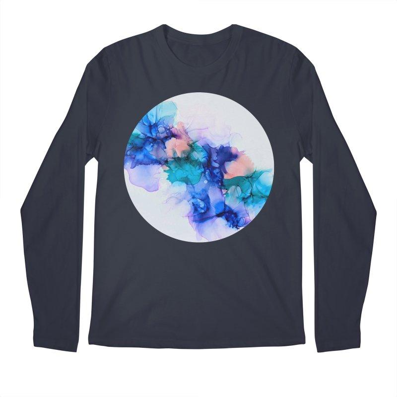 Nebula Men's Longsleeve T-Shirt by C. Cooley's Artist Shop