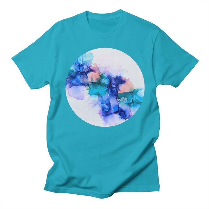 Nebula Men's T-Shirt by C. Cooley's Artist Shop