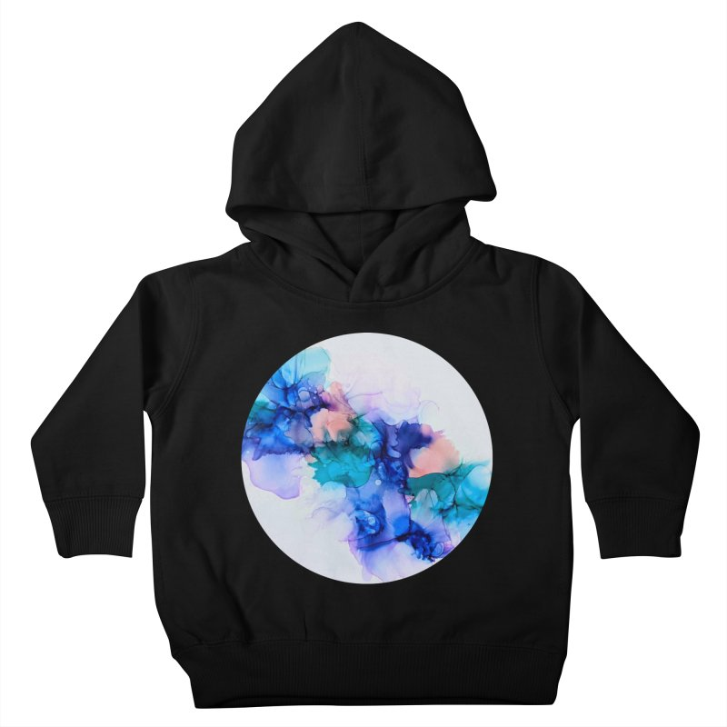 Nebula Kids Toddler Pullover Hoody by C. Cooley's Artist Shop