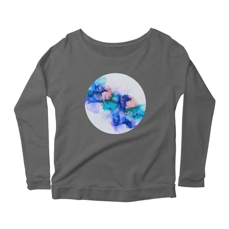 Nebula Women's Longsleeve T-Shirt by C. Cooley's Artist Shop