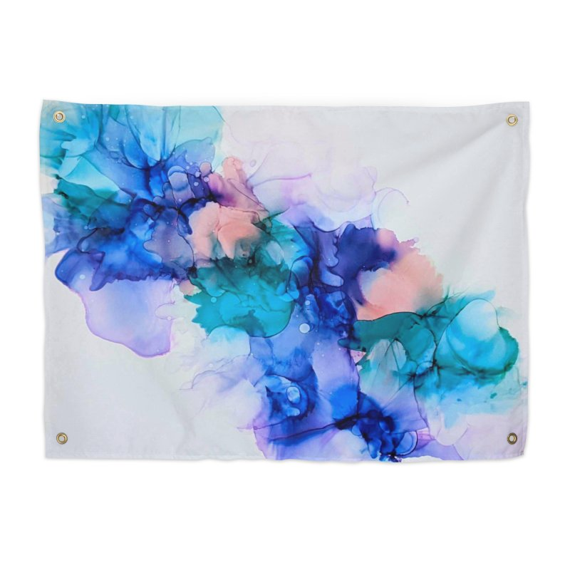 Nebula Home Tapestry by C. Cooley's Artist Shop