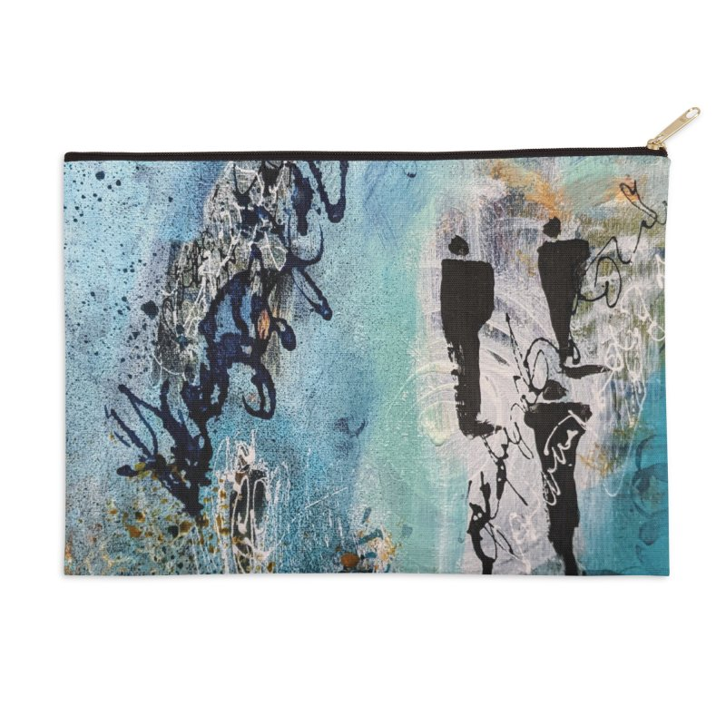 Musing Accessories Zip Pouch by C. Cooley's Artist Shop