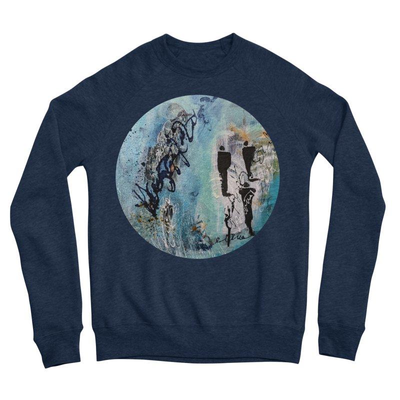 Musing Men's Sweatshirt by C. Cooley's Artist Shop
