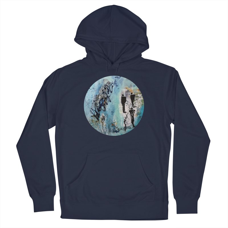 Musing Women's Pullover Hoody by C. Cooley's Artist Shop