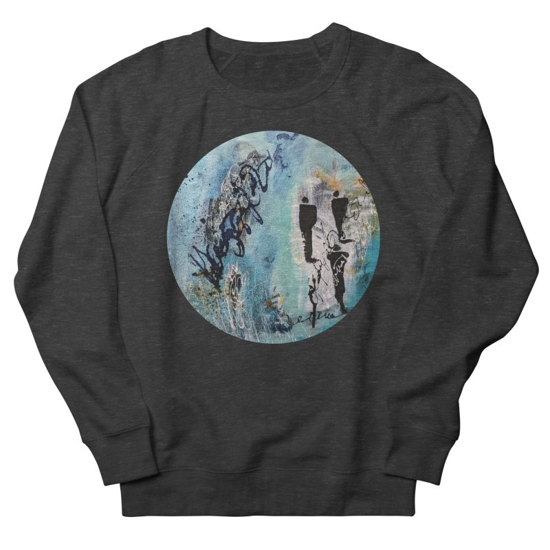 Musing Women's Sweatshirt by C. Cooley's Artist Shop