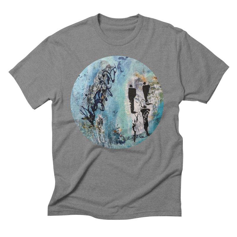 Musing Men's T-Shirt by C. Cooley's Artist Shop