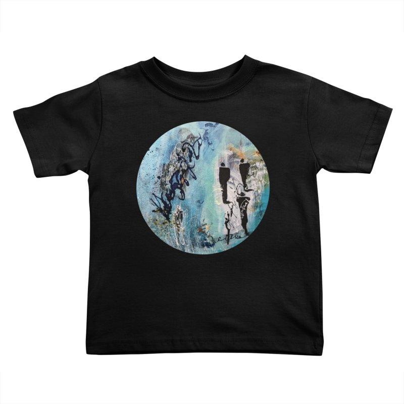 Musing Kids Toddler T-Shirt by C. Cooley's Artist Shop