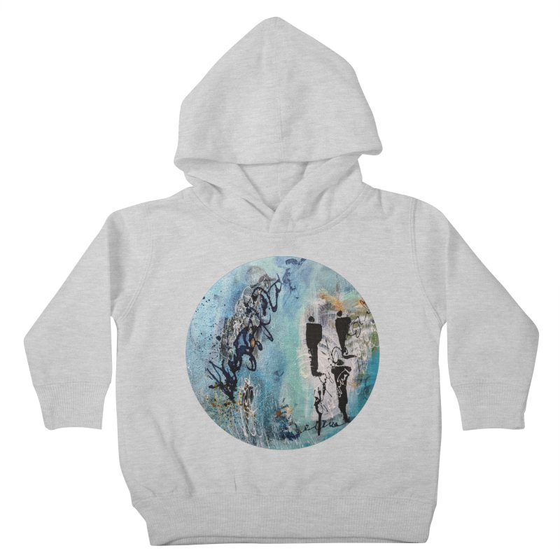 Musing Kids Toddler Pullover Hoody by C. Cooley's Artist Shop