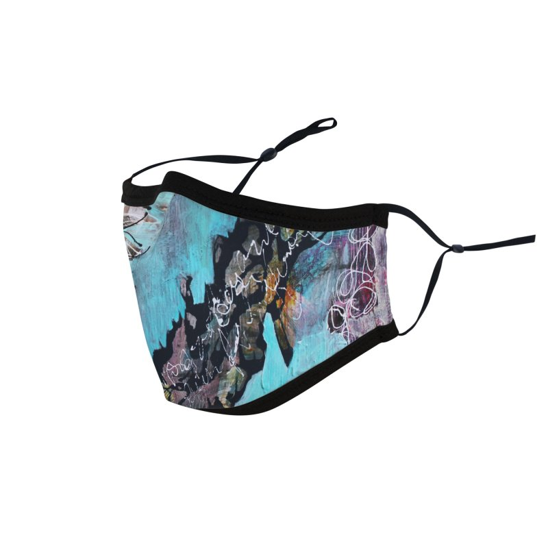 Wishing Accessories Face Mask by C. Cooley's Artist Shop