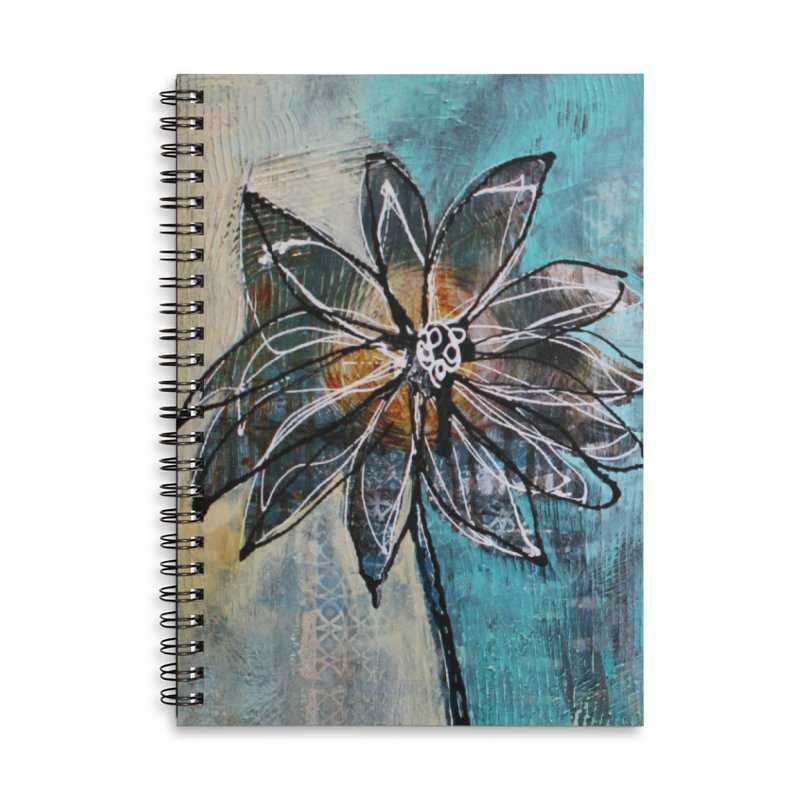 Wishing Accessories Notebook by C. Cooley's Artist Shop