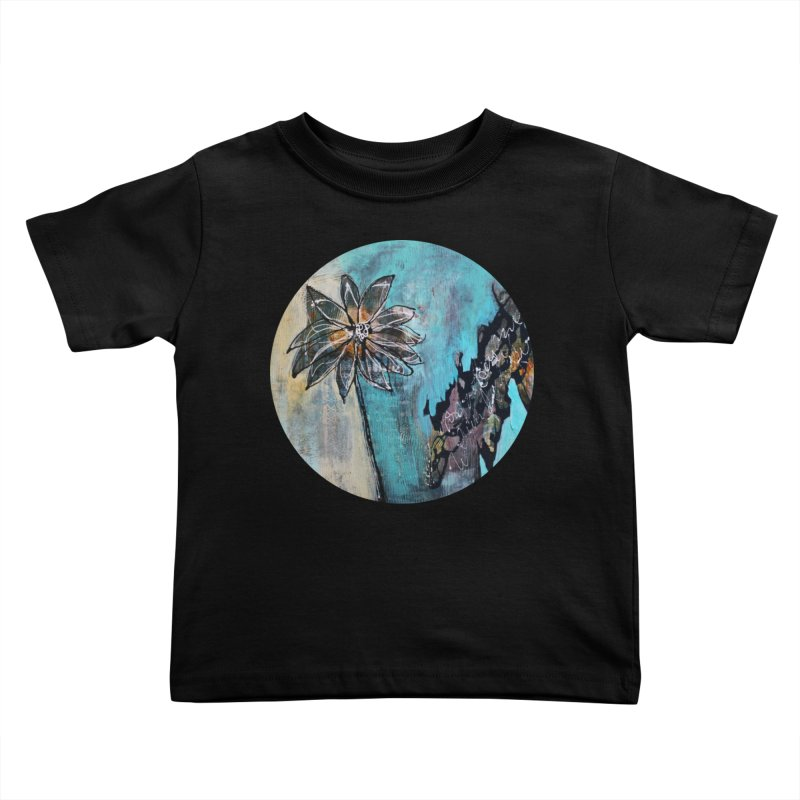 Wishing Kids Toddler T-Shirt by C. Cooley's Artist Shop