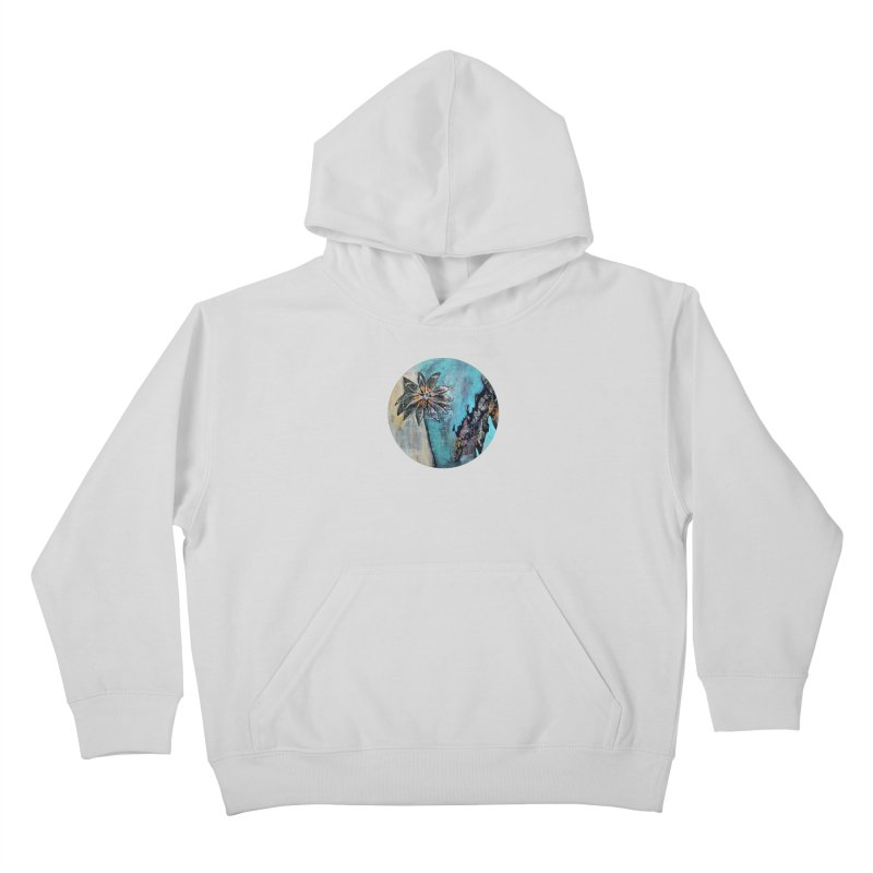 Wishing Kids Pullover Hoody by C. Cooley's Artist Shop