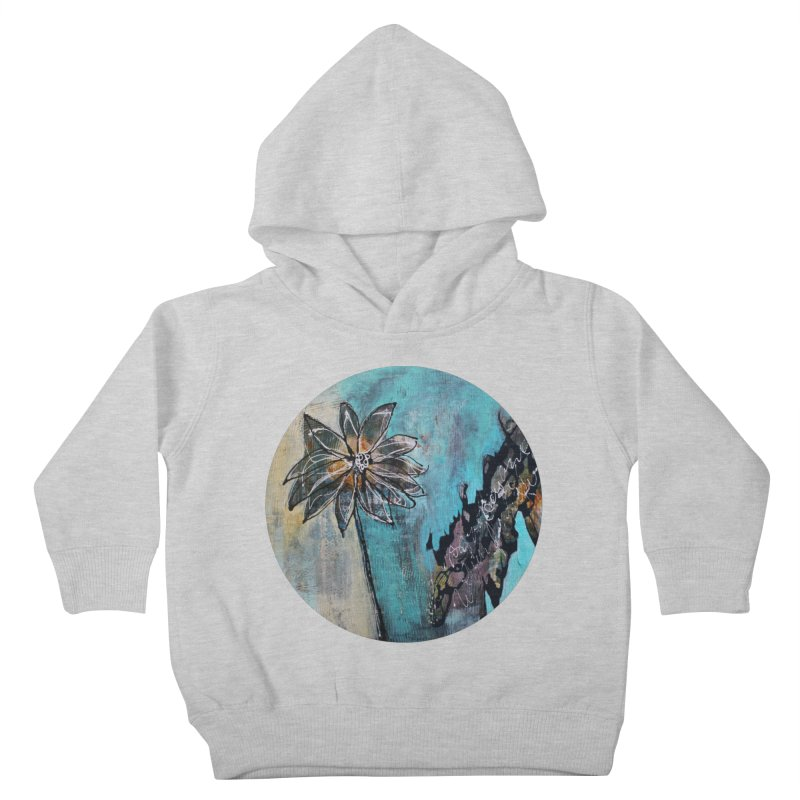 Wishing Kids Toddler Pullover Hoody by C. Cooley's Artist Shop